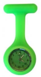 Zusterhorloge lichtgroen (groen klokje)