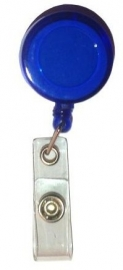 Badge jojo donkerblauw