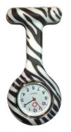 Zusterhorloge zebra