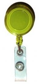Badge jojo geel
