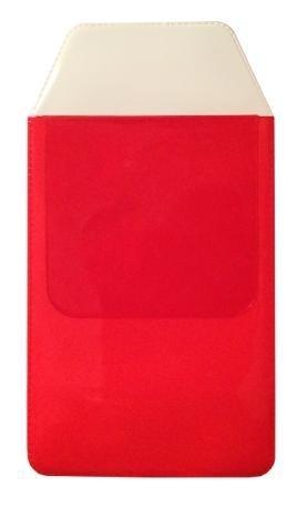 Borstzakbeschermer rood
