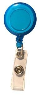Badge jojo blauw