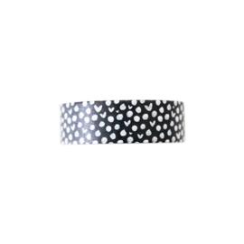 Masking tape • Stippen & hartjes // Eigen merk