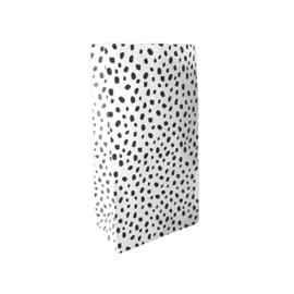 Blokbodem zakjes stippen • 14x8x26