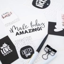 Kaart • Make today amazing!