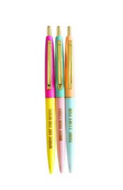Balpennen set • Kleur