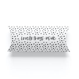 Geschenkverpakking • Lovely things inside