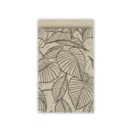 Zakjes leaves • 12x19 (5 stuks)
