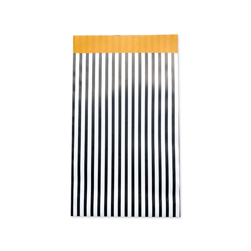 Zakjes streep • 12x19 (5 stuks)