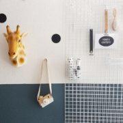Kaartenhanger Monochroom