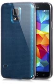 Galaxy S5 Soft TPU Hoesje Transparant / Kleur