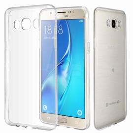 Galaxy J5 (2016) Soft TPU Hoesje Transparant