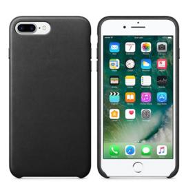 iPhone 7 Plus / 8 Plus Leren Back Cover Hoesje 5 Kleuren