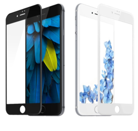 iPhone 7 Plus / 8 Plus Full Body 3D Tempered Glass Screen Protector