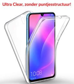 Huawei P30 Pro 360° Ultra Clear Hybrid PC + TPU Hoesje