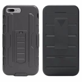Iphone 7 Plus / 8 Plus Heavy Duty Tough Armor Hoesje 3 in 1