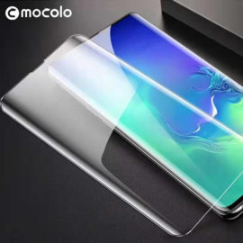 Galaxy S10E Premium UV Liquid Glue 3D Tempered Glass Protector