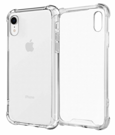 iPhone Xr Transparant Soft TPU Air Cushion Hoesje