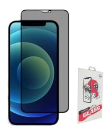 iPhone 12 Mini Full Cover Privacy Tempered Glass Screen Protector