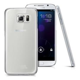 Galaxy S6 Hard Case Transparant Hoesje
