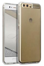 Huawei P10 Soft TPU Hoesje Transparant