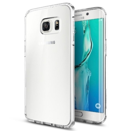 Galaxy S6 Edge Plus Soft TPU Hoesje Transparant