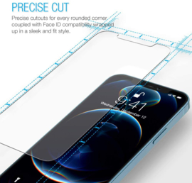 iPhone 12 / 12 Pro Tempered Glass Screen Protector