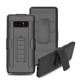 Galaxy Note 8 Heavy Duty Tough Armor Hoesje 3 in 1