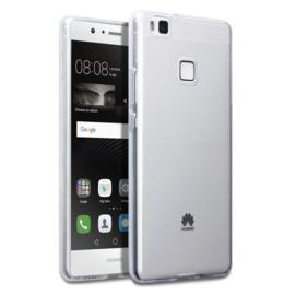 Huawei P9 Lite Soft TPU Hoesje Transparant