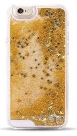 Iphone 6 Plus / 6S+ Vloeibaar Glitterhoesje met Sterren