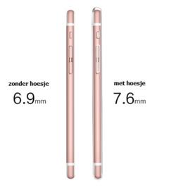 Iphone 7 / 8 Ultra Hybrid Bumper Case TPU + PC