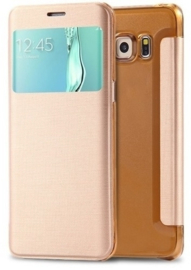 Galaxy S6 Edge Plus Window View Flip Cover Hoesje