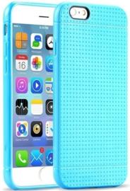 iPhone 6 / 6S Zacht TPU Siliconen Kleuren Hoesje