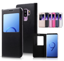 Galaxy S9 Window View Flip Cover incl. Smart App