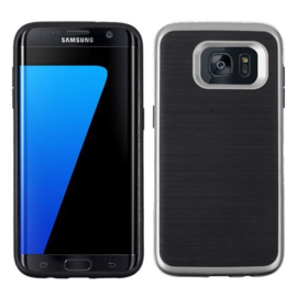 Galaxy S7 Edge Motomo 3 in 1 Hybrid Case Hoesje