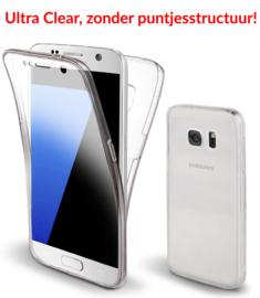 Galaxy S7 360° Ultra Clear Hybrid PC + TPU Hoesje