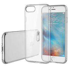 Iphone 7 / 8 Soft TPU Hoesje Transparant