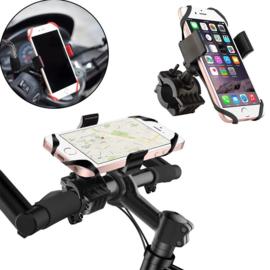 Universeel Fiets Telefoonhouder Stuur Bike Mount