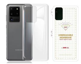 Galaxy S20 Plus Premium 3D Curved Folie Achterkant Protector