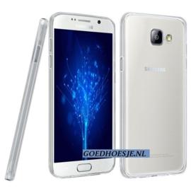 Galaxy A3 (2016) Soft TPU Hoesje Transparant