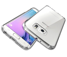 Galaxy S6 Edge Ultra Hybrid Bumper Case TPU + PC
