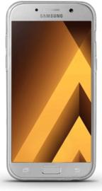 Galaxy A5 (2017) Soft TPU Hoesje Transparant