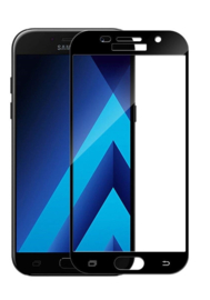 Galaxy A3 (2017) Full Cover Full Glue Tempered Glass Protector