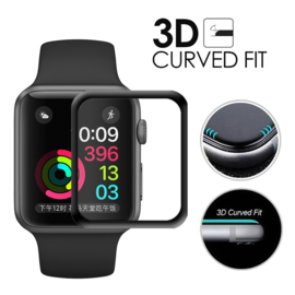 Apple Watch 38MM / 42MM 3D Tempered Glass Screen Protector