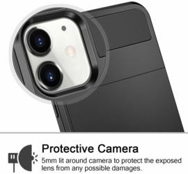 iPhone 11 Slide Armor Hoesje Met Pashouder