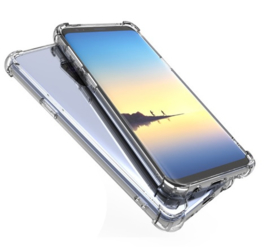 Galaxy S9 Transparant Soft TPU Air Cushion Hoesje
