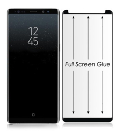 Galaxy Note 8 Full Glue Case Friendly 3D Tempered Glass Protector