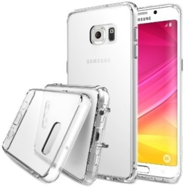 Galaxy S6 Edge Plus Ultra Hybrid Bumper Case TPU + PC