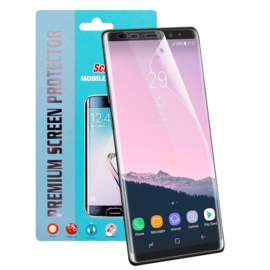 Galaxy Note 9 Premium 3D Curved Full Cover Folie Screen Protector