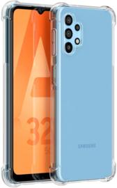 Galaxy A32 5G Transparant Soft TPU Air Cushion Hoesje
